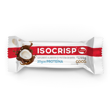 Picture of ISOCRISP Bar - Coco